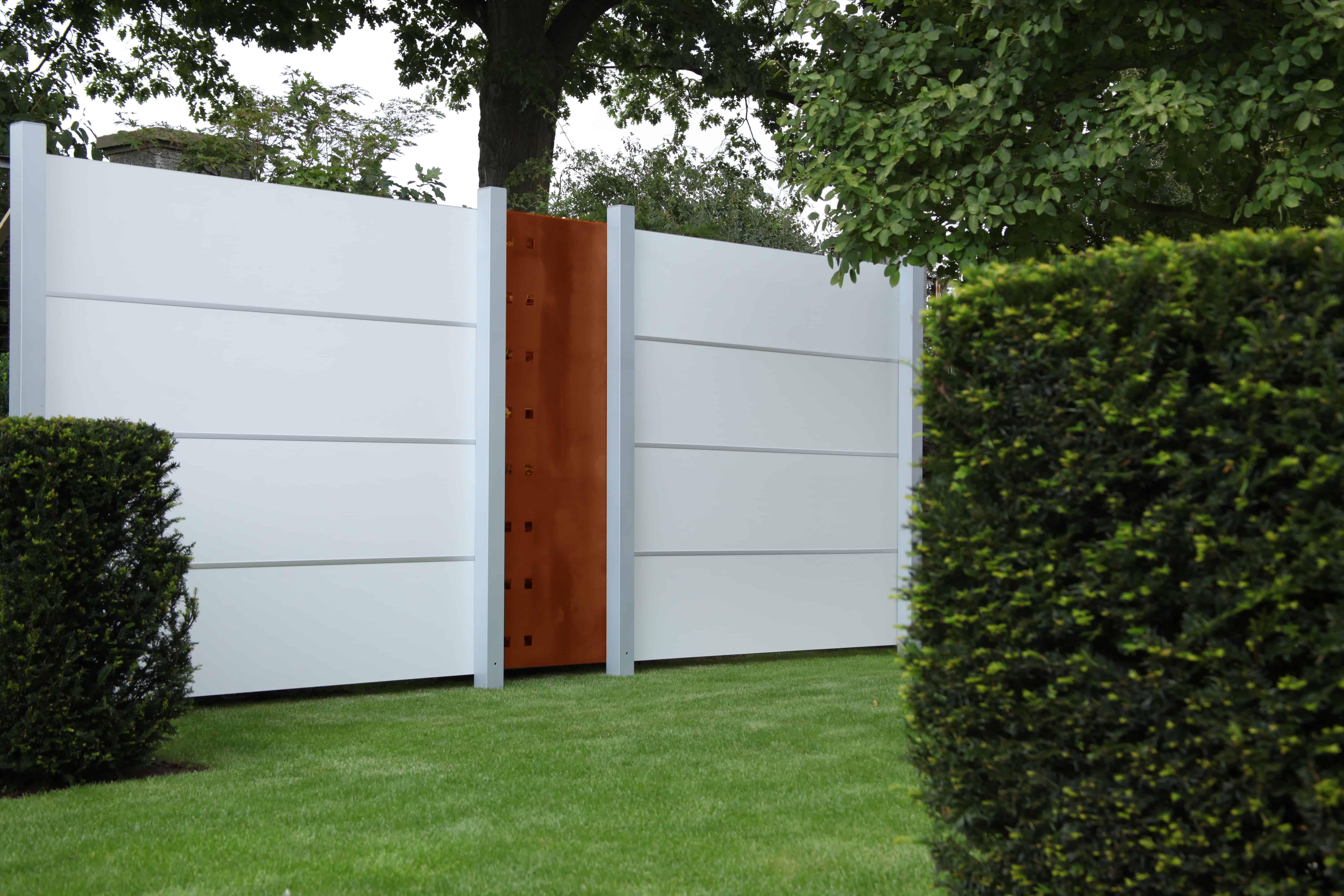 Kies steevast voor een mooie scheidingswand met de buren