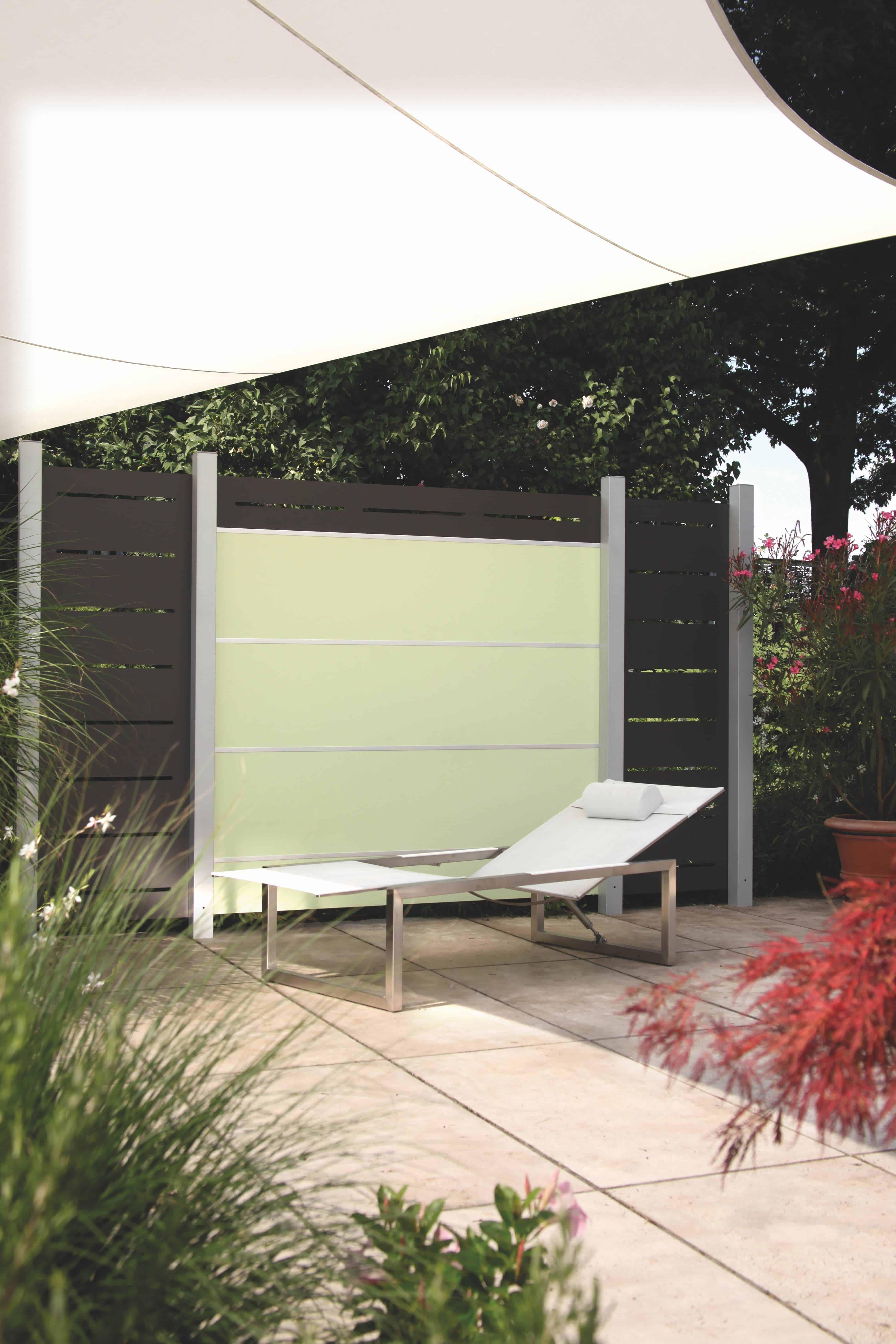 Inkijk beperken naar binnen, tuin of terras