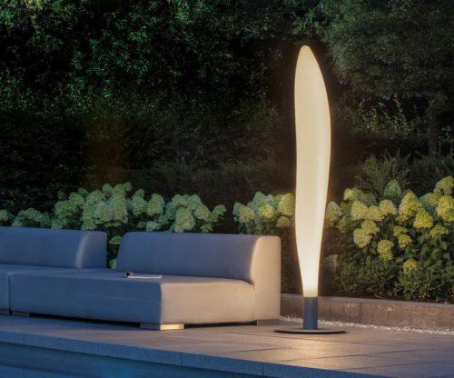 Designverlichting rondom de woning