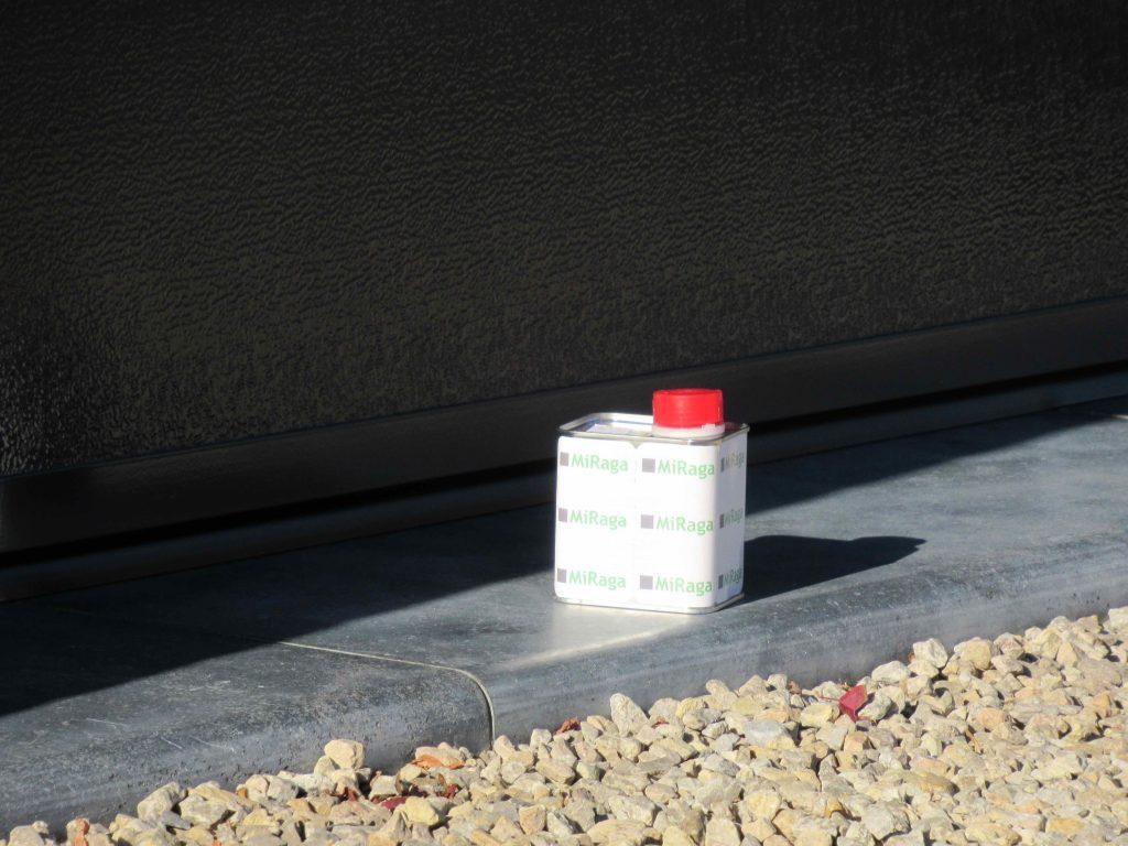 Bescherming voor gecoate oppervlakten