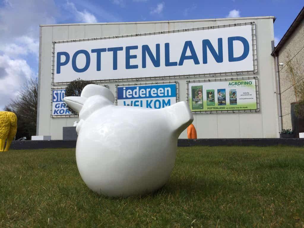 Pottenland Belsele