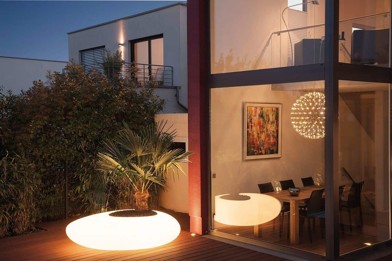 MiStorus rivierkei als designobject en lichtelement